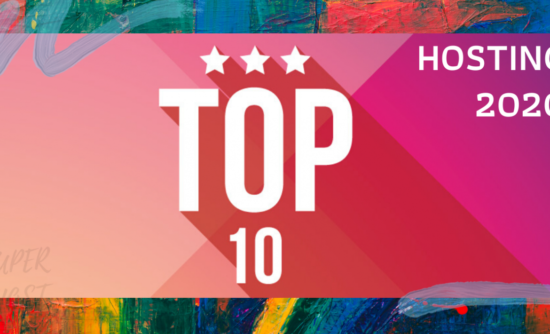 Top 10 đơn vị cung cấp Hosting tốt nhất Việt Nam 2020