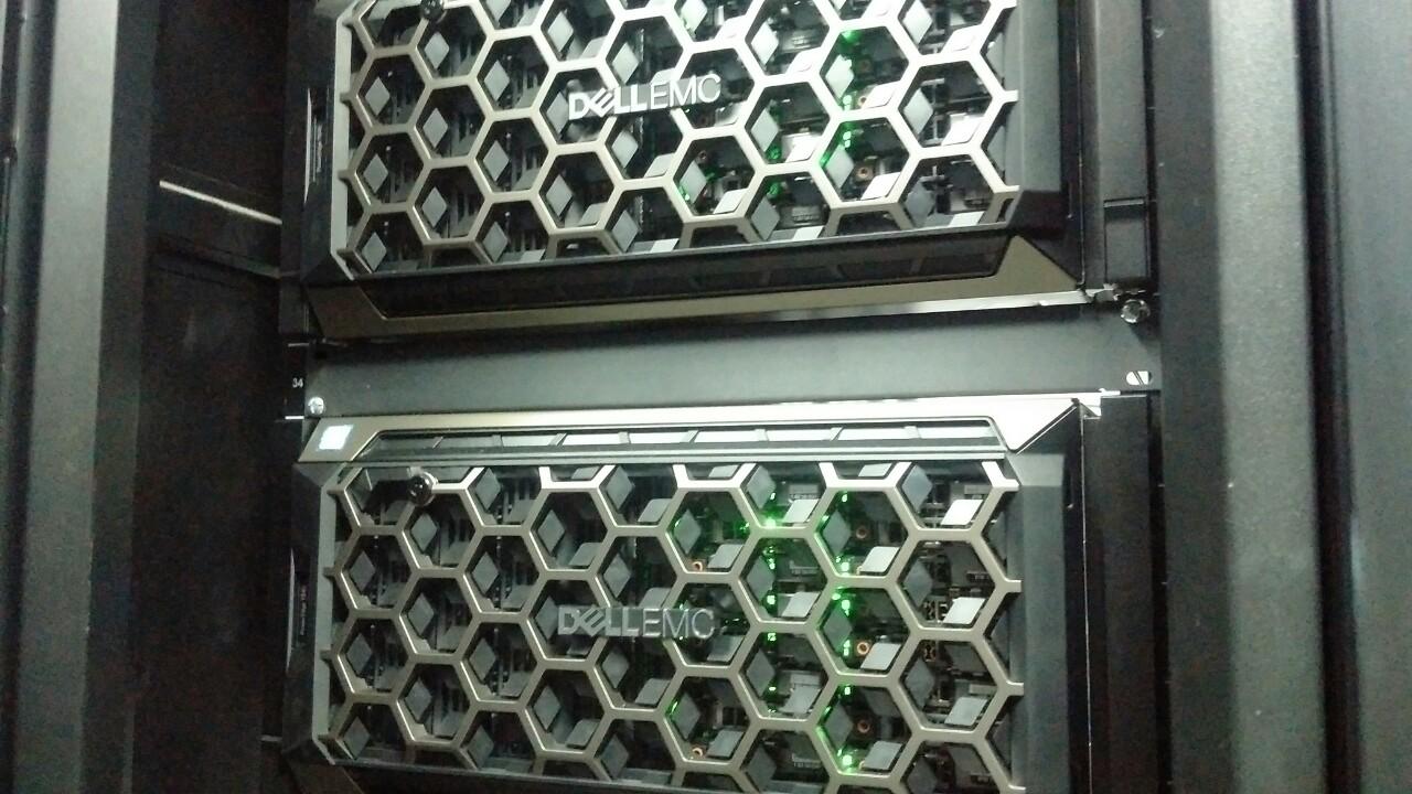Máy chủ DELL EMC nền tảng Cloud Computing