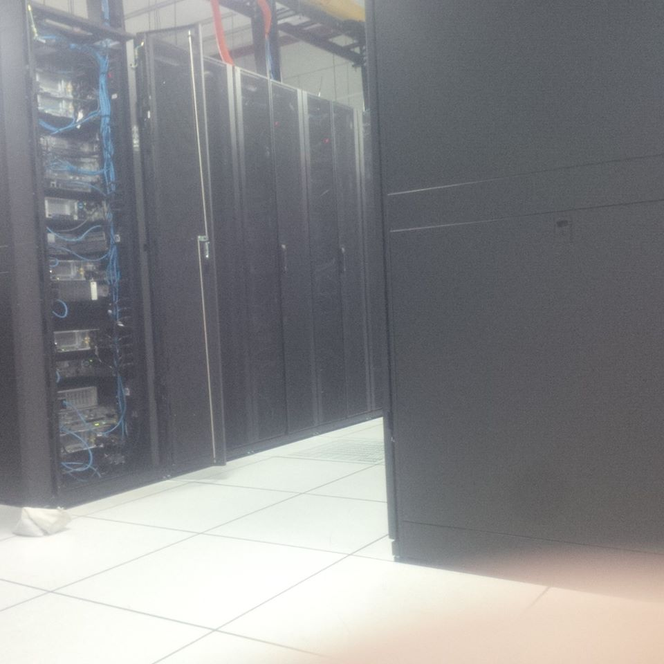 Server Rack tại Viettel IDC