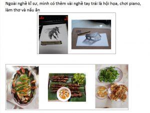 Blogger giaosucan nổi tiếng về nấu ăn