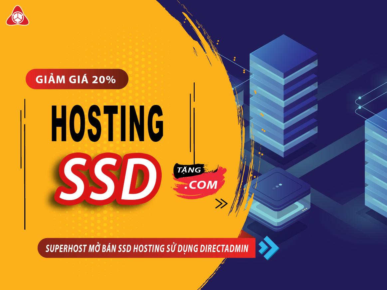 Hosting Linux Giá rẻ DirectAdmin